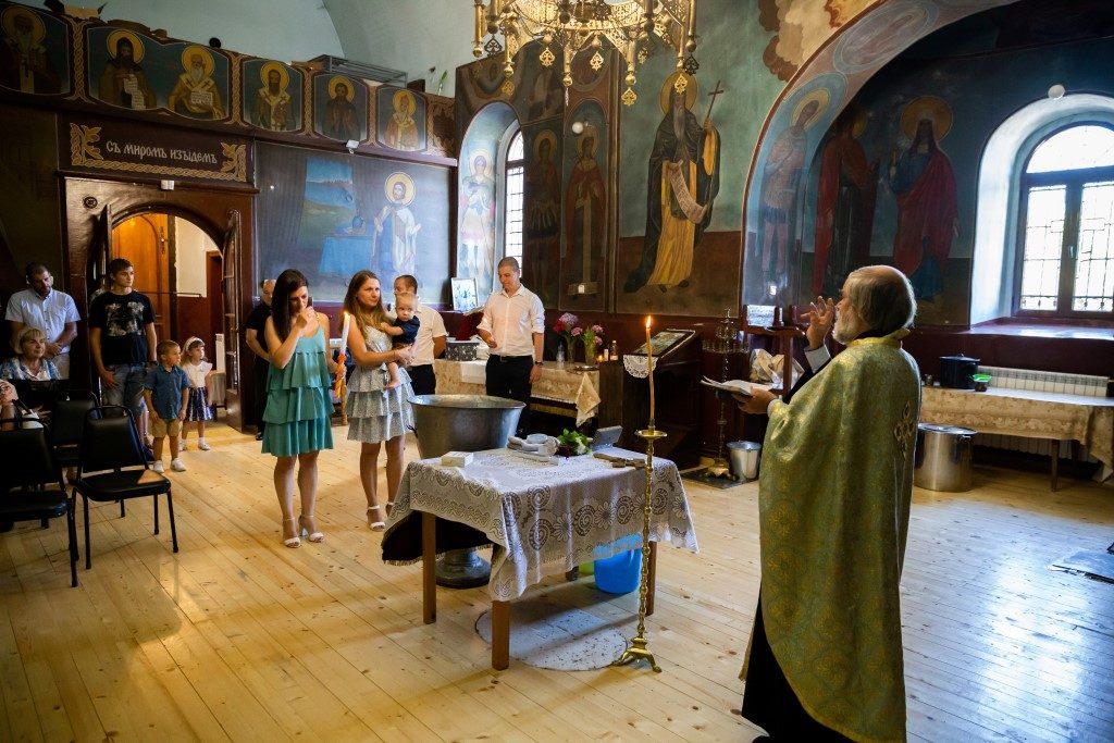 Църква Св. Николай в Горна баня